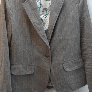 VERA WANG LINED SUIT JACKET SIZE M